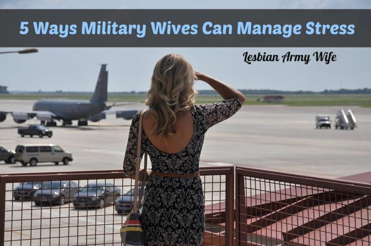 deployment stress military spouse