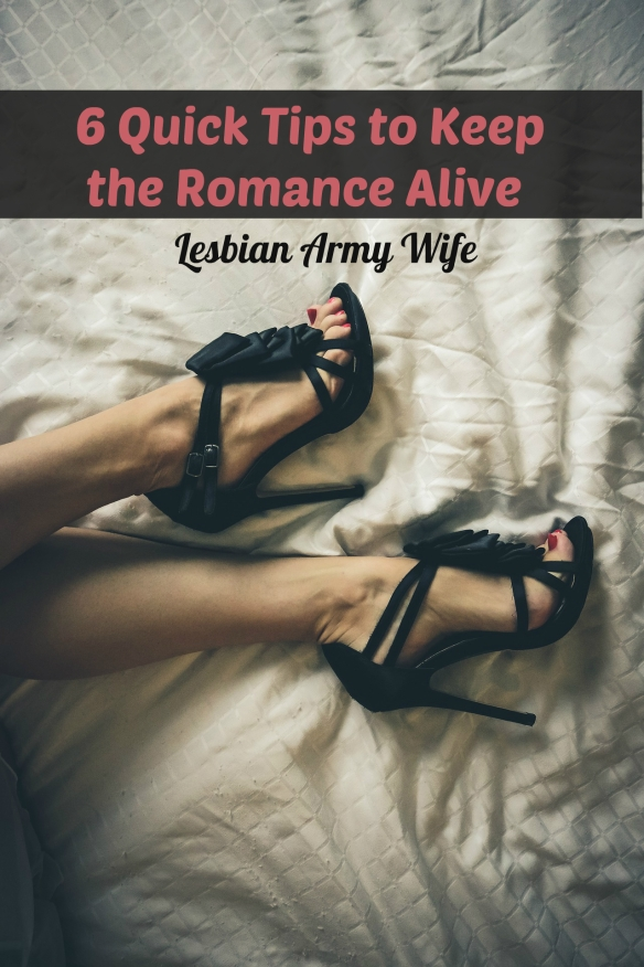 6 Quick Tips to Keep the Romance Alive 1
