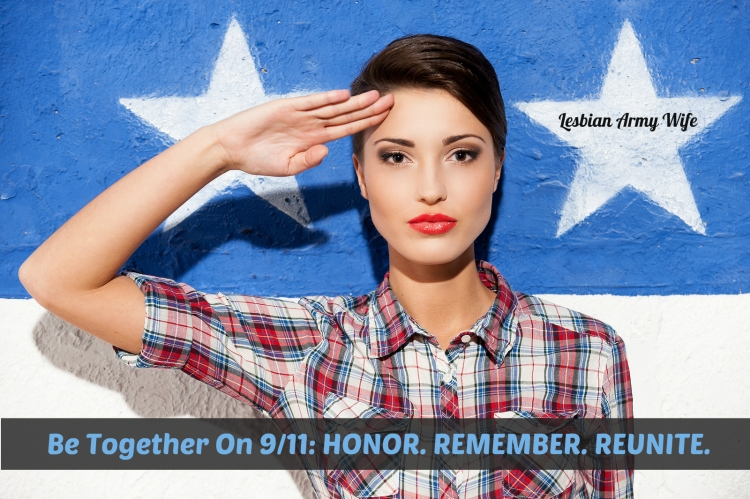 Be Together On 9-11 HONOR. REMEMBER. REUNITE.1