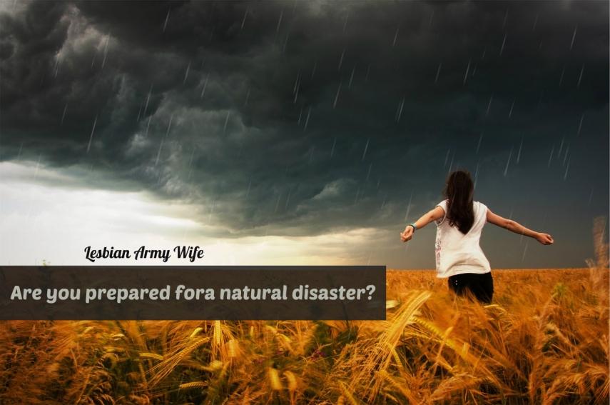 prepared natural storm