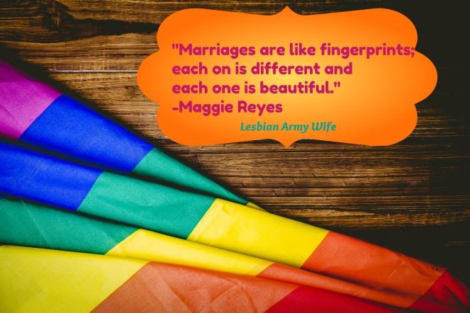 Gay pride flag on wooden table shot in studio