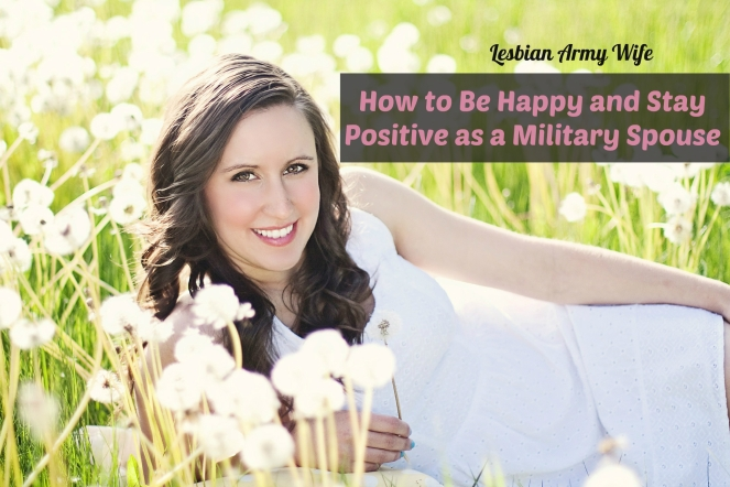 1 happy wife positive milspouse army