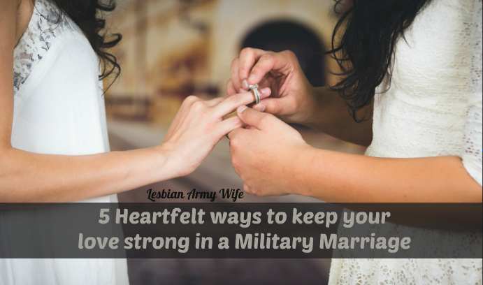 marriage military