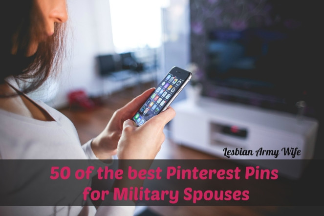 1pinterest pin lesbian army wife