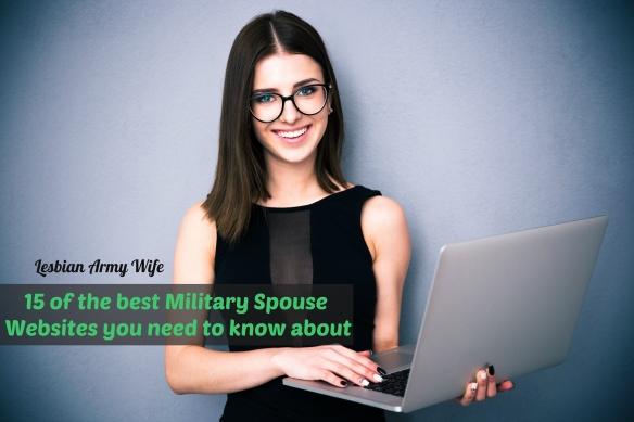 best military spouse websites