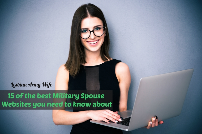 best military spouse websites