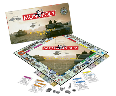 MONOPOLY¨: UNITED STATES ARMY Edition