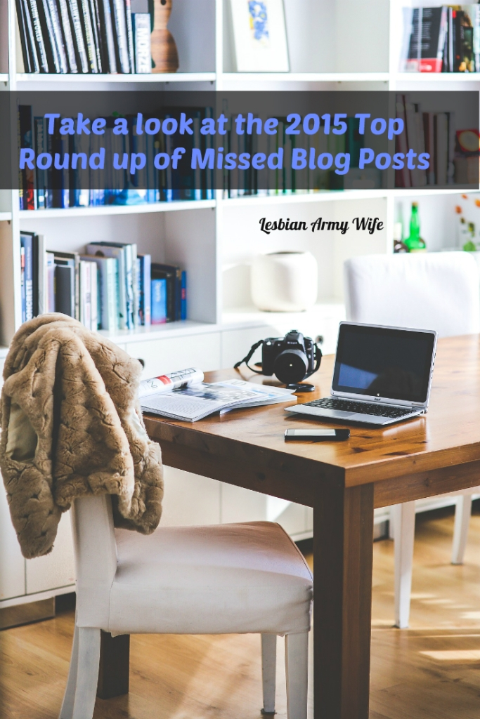 Take a look at the 2015 Top Round up of Missed Blog Posts