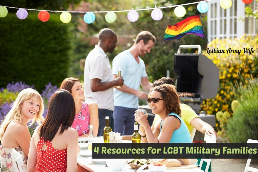 4 Resources for LGBT Military Families