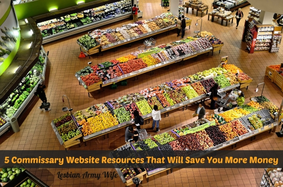 5 Commissary Website Resources That Will Save you more money