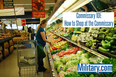 Commissary 101 How to Shop at the Commissary