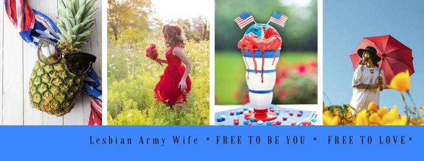 OMG Lesbian Army Wife Blog